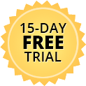 15-Day Free Trial