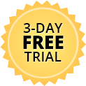 3-Day Free Trial
