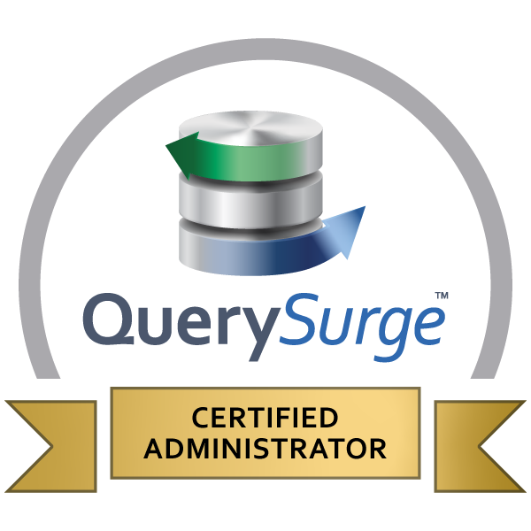 QuerySurge Certified Administrator