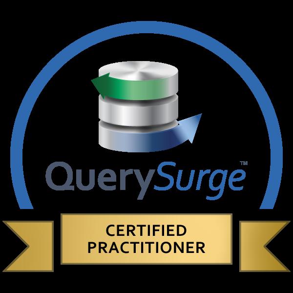 Certified practitioner badge