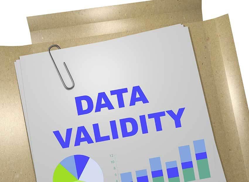 Data Validity
