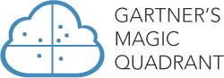 Gartner magic quadrant logo
