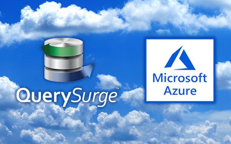 QuerySurge in the Microsoft Azure Cloud