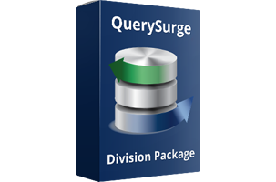 QuerySurge Division Package