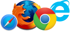 Qs users browsers